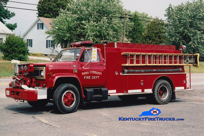 <center> RETIRED <br> (As) Burna  Community Engine 496 <br> 1970 Chevy C65/Middlesex 1000/1250 <br> Greg Stapleton photo </center>