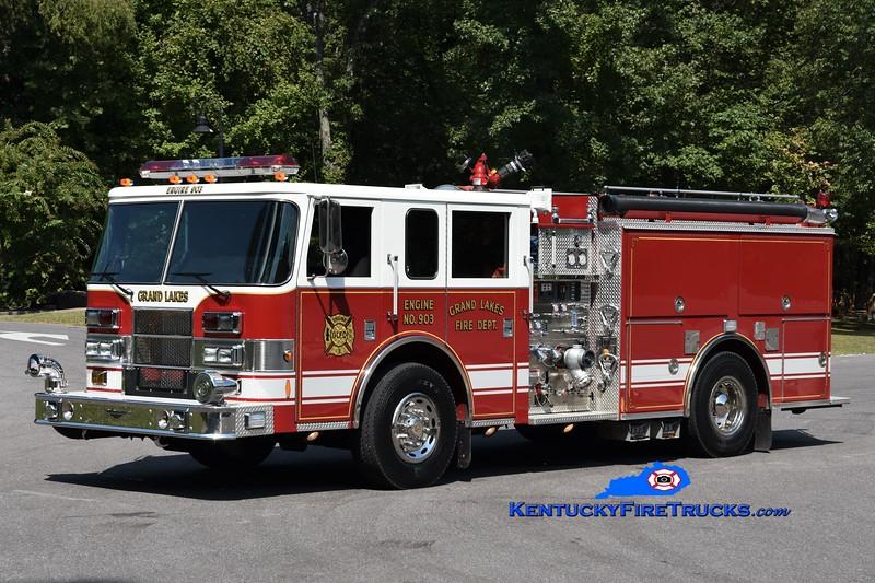 Grand Lakes Engine 903<br /> 2006 Pierce Contender 1250/1000/20<br /> Greg Stapleton photo