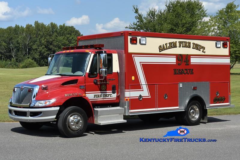 Salem Rescue 94 <br /> 2007 International 4300/Custom Truck & Body Works<br /> Greg Stapleton photo