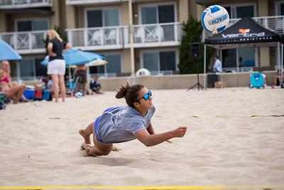 Queen of the Beach Invitational 2017 @ Hermosa Beach