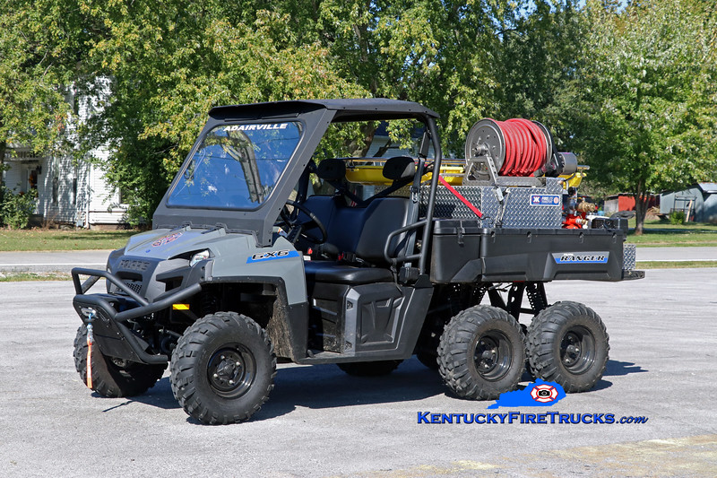 Adairville  Rural ATV<br /> 2016 Polaris 800EFI 6x6/Kimtek 5.5hp/55<br /> Kent Parrish photo
