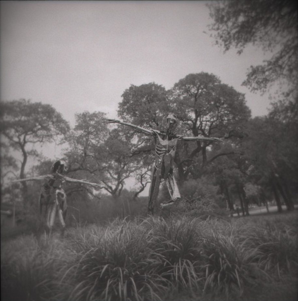 Ghost Dancers 2<br /> -Holga camera, 120 B&W film