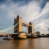 Tower Bridge in London with the London 2012 Paralympics Atigos