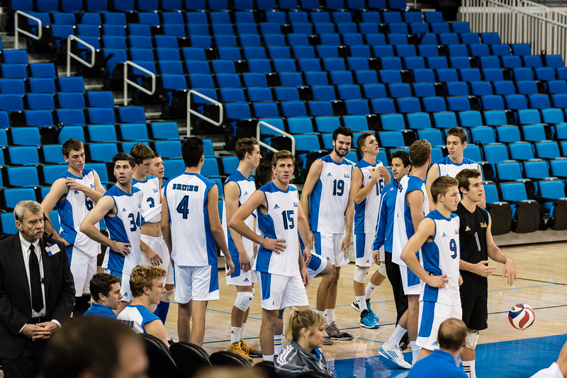 UCLA Men's Volleyball vs. Cal Baptist @ Pauley Pavilion