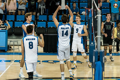 UCLA Men's Volleyball vs. Hawaii @ Pauley Pavilion
