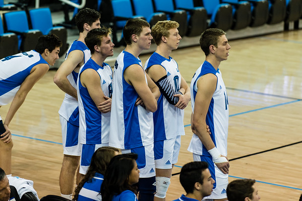 UCLA Men's Volleyball vs. Pepperdine @ Pauley Pavilion