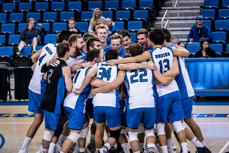 UCLA Men's Volleyball vs. Princeton @ Pauley Pavilion