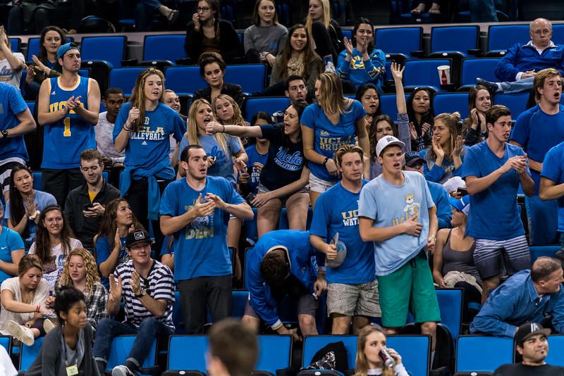 UCLA Men's Volleyball vs USC @ Pauley Pavilion