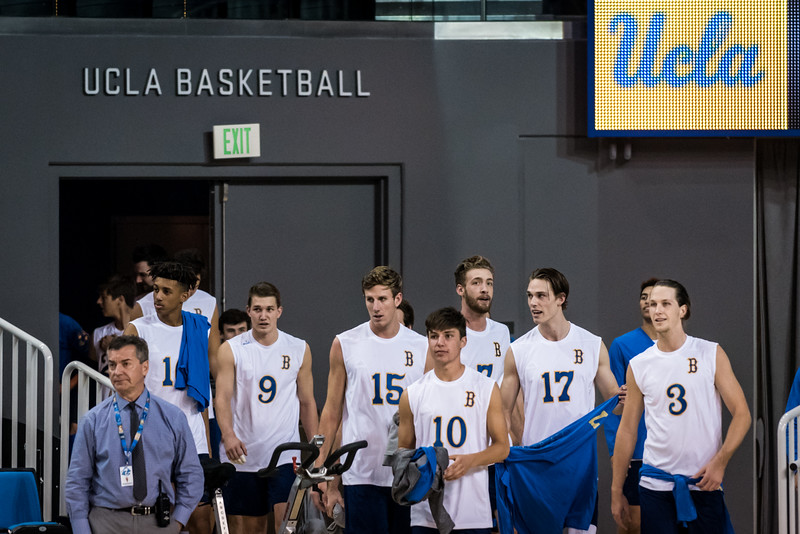UCLA Men's Volleyball vs Cal Baptist @ Pauley Pavilion