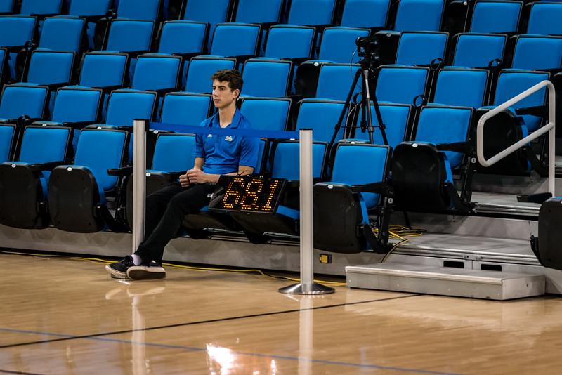UCLA vs UCI Men's Volleyball @ Pauley Pavilion