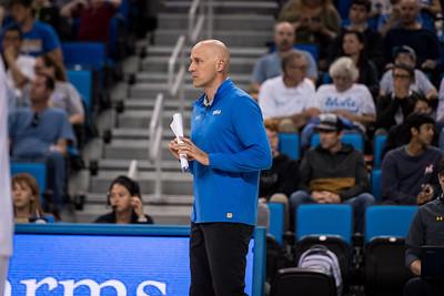 UCLA Men's Volleyball vs Stanford @ Pauley Pavilion