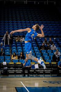 UCLA Men's Volleyball vs. USC @ Pauley Pavilion