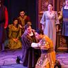 Banquo (Rubin Casas) and Malcolm (Yi Li)
