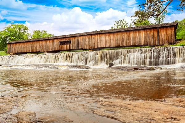 Madison_Watson Mill Bridge State Park_6138
