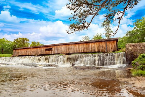Madison_Watson Mill Bridge State Park_6108