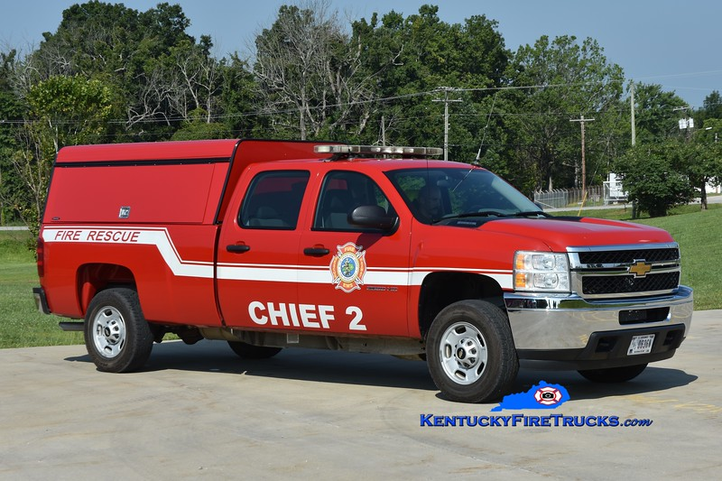 Bluegrass Army Depot Chief 2<br /> 2013 Chey 2500 4x4<br /> Greg Stapleton photo
