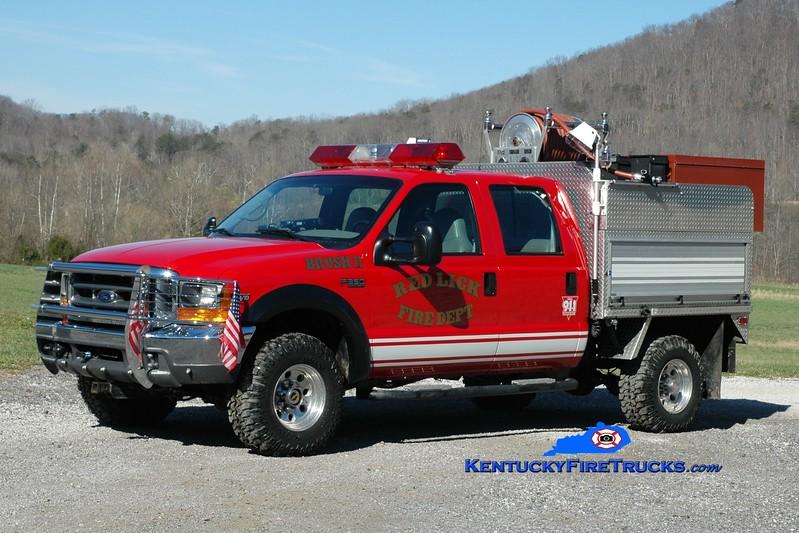 Red Lick  Brush 11<br /> 1998 Ford F-350 4x4/Kenco 250/250/30<br /> Greg Stapleton photo