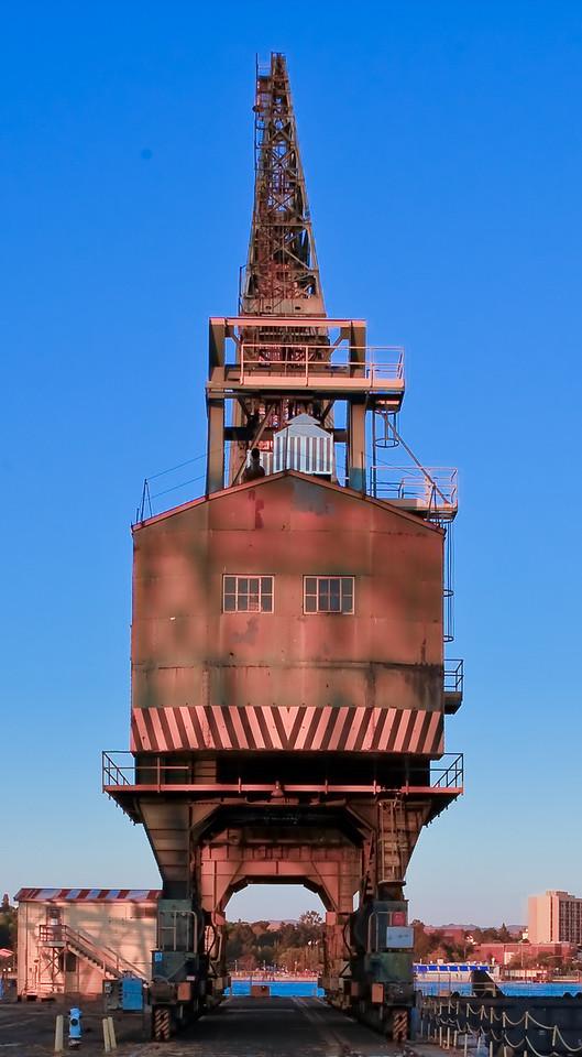 Mare Island1 Crane