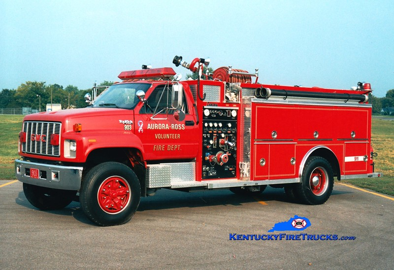 <center> Aurora-Ross Engine 903 <br> 1990 GMC TopKick/Central States 1000/1250 <br> Greg Stapleton <br> </center>