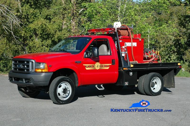 <center> Benton  Brush 1 <br> 2000 Ford F-550 4x4/Mertz 250/250 <br> Greg Stapleton photo <br> </center>