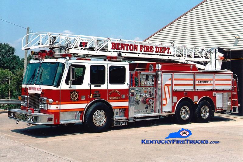 <center> Benton  Ladder 1 <br> 1997 Simon-Duplex/LTI 1500/500/75' <br> Greg Stapleton photo <br> </center>