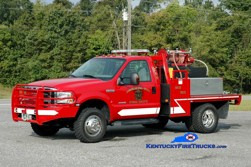 <center> Fairdealing-Olive  Brush 709 <br> 2007 Ford F-350 4x4/UPF 100/250 <br> Greg Stapleton <br> </center>
