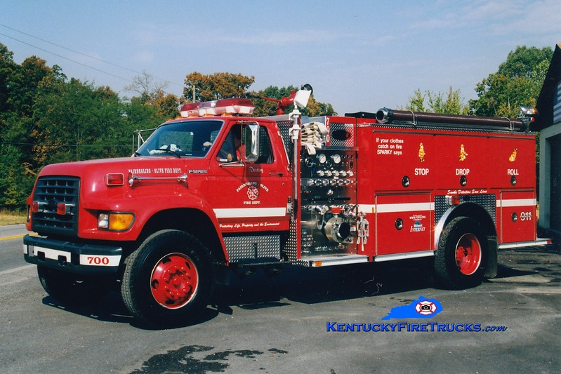 <center> Fairdealing-Olive  Engine 700 <br> 1998 Ford F-800/E-One 1250/1000 <br> Greg Stapleton <br> </center>