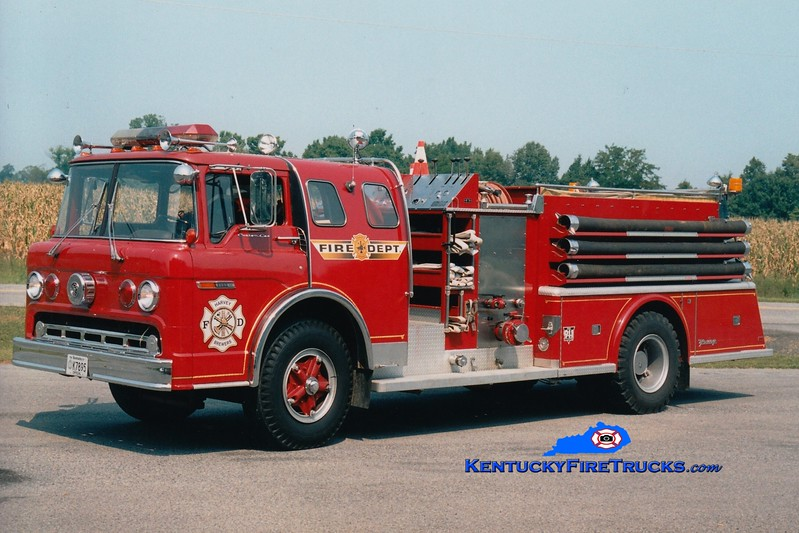 <center> RETIRED <br> Harvey-Brewers  Engine 801 <br> x-West Lake Road, NY <br> 1975 Ford C-900/Young  1000/750 <br> Greg Stapleton photo </center>