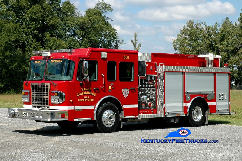 <center> Palma-Briensburg  Engine 501 <br> 2013 Spartan Force/Smeal  1500/1000 <br> Greg Stapleton photo </center>