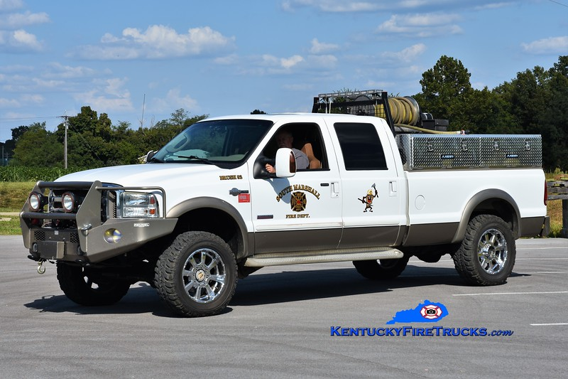 South Marshall  Brush 92<br /> 2005 Ford F-350 4x4/FD 100/250<br /> Greg Stapleton photo