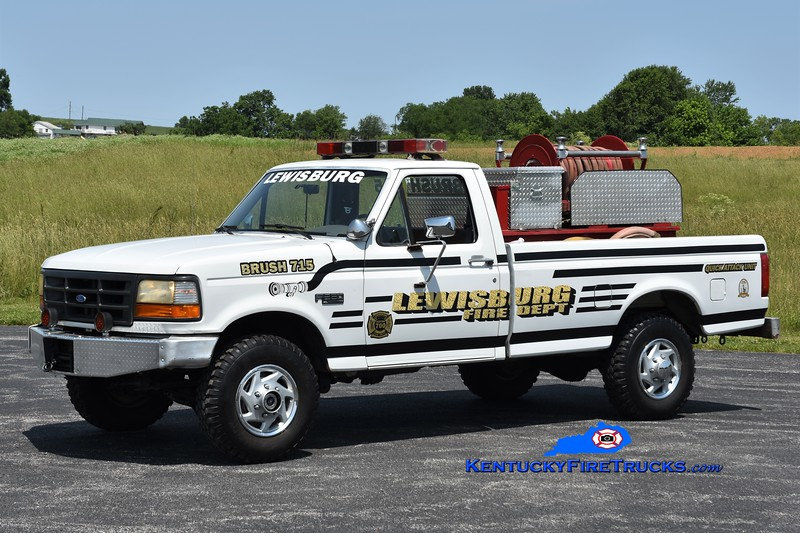 Lewisburg  Brush 715<br /> 1994 Ford F-250 4x4/FD 250/250<br /> Greg Stapleton photo