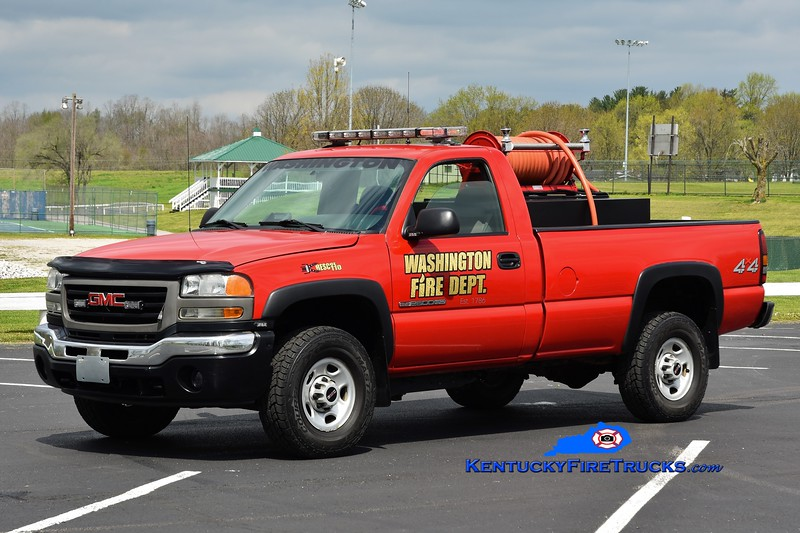 Washington  Brush 110<br /> 2008 GMC 2500 4x4 250/250<br /> Greg Stapleton photo