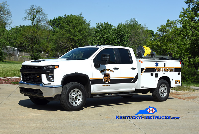 Ekron Truck 75<br /> 2020 Chevy 3500 4x4/Knapheide/Kimtek 65/200/5<br /> Kent Parrish photo