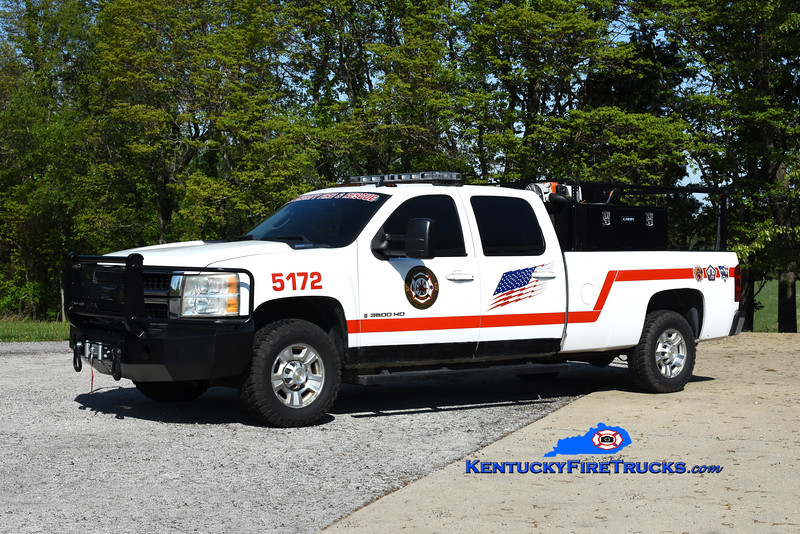 Flaherty Brush 5172<br /> x-Sellersburg, IN<br /> 2007 Chevy 3500 4x4/FD 120/250<br /> Kent Parrish photo