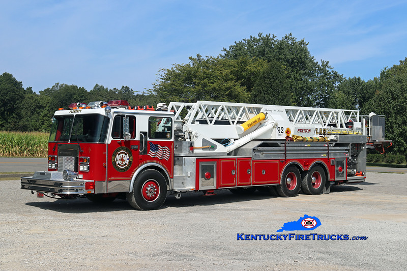 Flaherty  Tower 5041<br /> x-Manchester Twp, NJ<br /> 1989 Spartan Gladiator/Grumman 1500/300/92'<br /> Kent Parrish photo