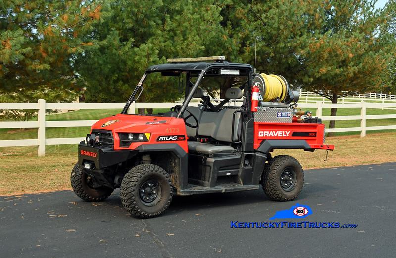 Meade County ATV 4173 <br /> 2020 Gravely/Kimtek 65/55<br /> Kent Parrish photo