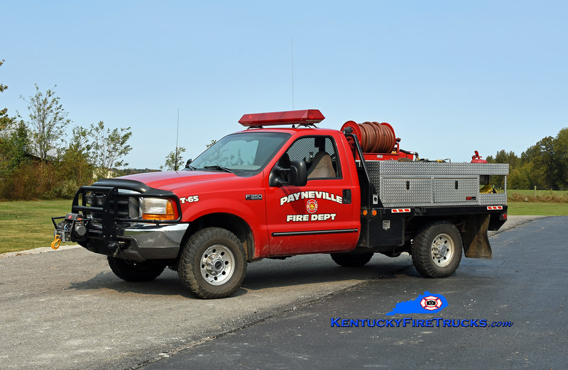 Payneville Brush 65<br /> 1998 Ford F-350 4x4/FD 250/250<br /> Kent Parrish photo