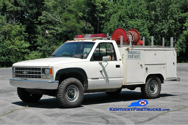 Rhodelia  Brush 24<br /> 1991 Chevy 2500 4x4/Koenig 250/200<br /> Greg Stapleton photo