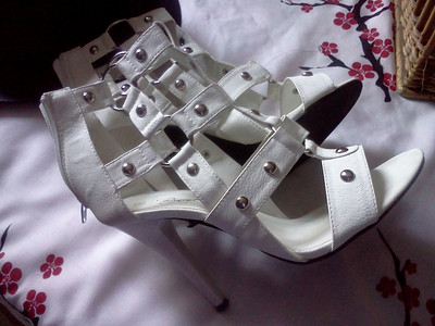 The Shoes i wore to the hospital the day of Surgery!