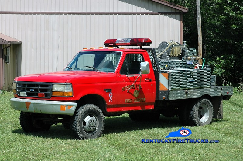 Menifee County  Brush 2<br /> 1996 Ford F-350 4x4/Kimtek 100/200<br /> Greg Stapleton photo