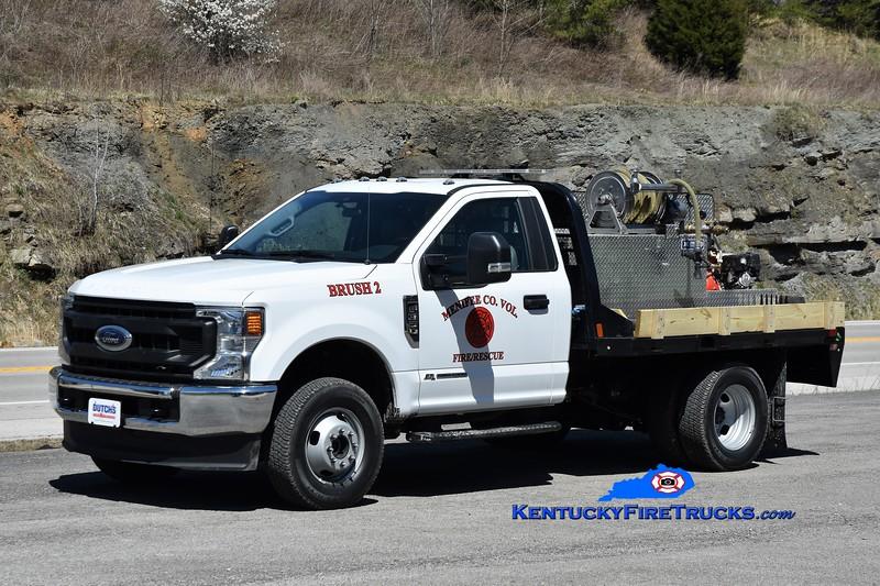 Menifee County Brush 2 <br /> 2020 Ford F-350 4x4/C&M/Kimtek 250/200<br /> Greg Stapleton photo