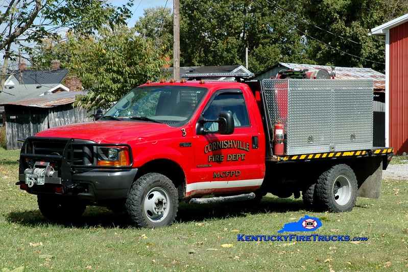 <center> Cornishville  Brush 3 <br> 2000 Ford F-350 4x4/Reading/Mertz 250/250 <br> Greg Stapleton photo </center>