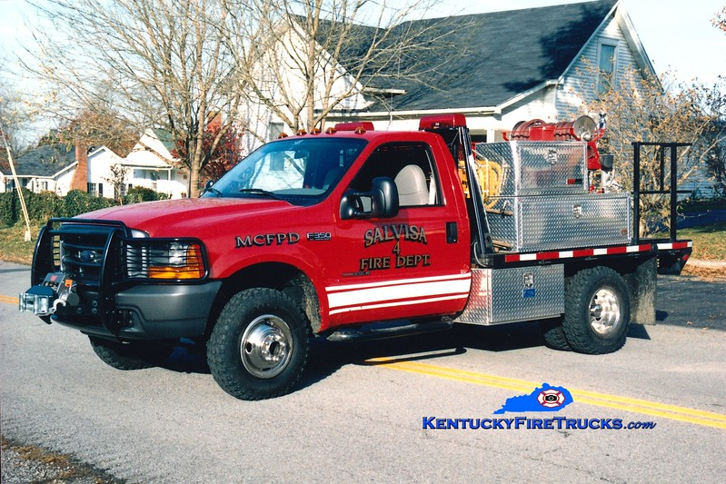 <center> Salvisa  Brush 4 <br> 2000 Ford F-350 4x4/Reading/Mertz 250/250 <br> Greg Stapleton photo </center>