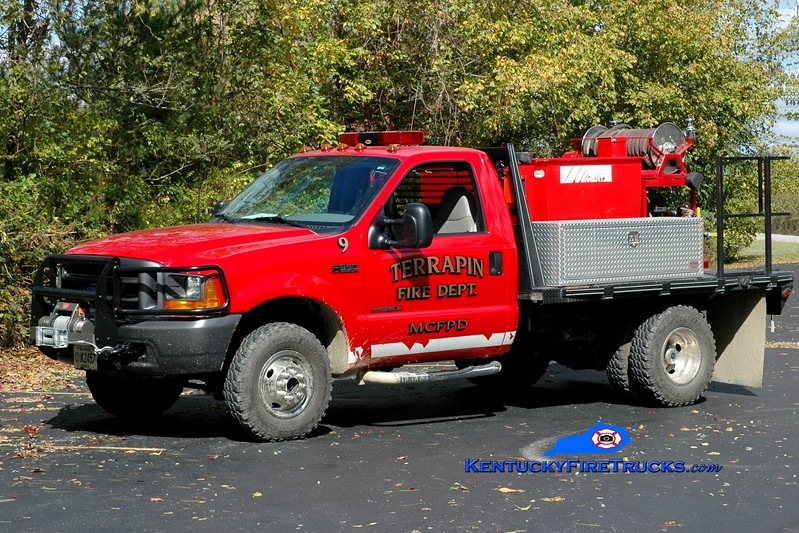 <center> Terrapin  Brush 9 <br> 2000 Ford F-350 4x4/Mertz  250/250 <br> Greg Stapleton photo </center>