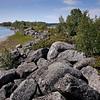 Moreenit, Björkö - Moräner, Björkö - Moraines