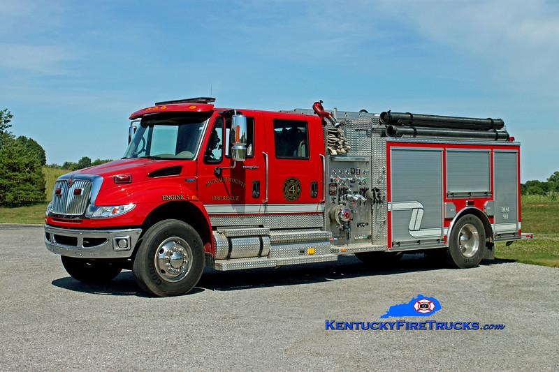 <center> Edmonton-Metcalfe County Engine 4 <br> 2008 International 4400/Wynn 1250/1000/30 <br> Kent Parrish photo </center>