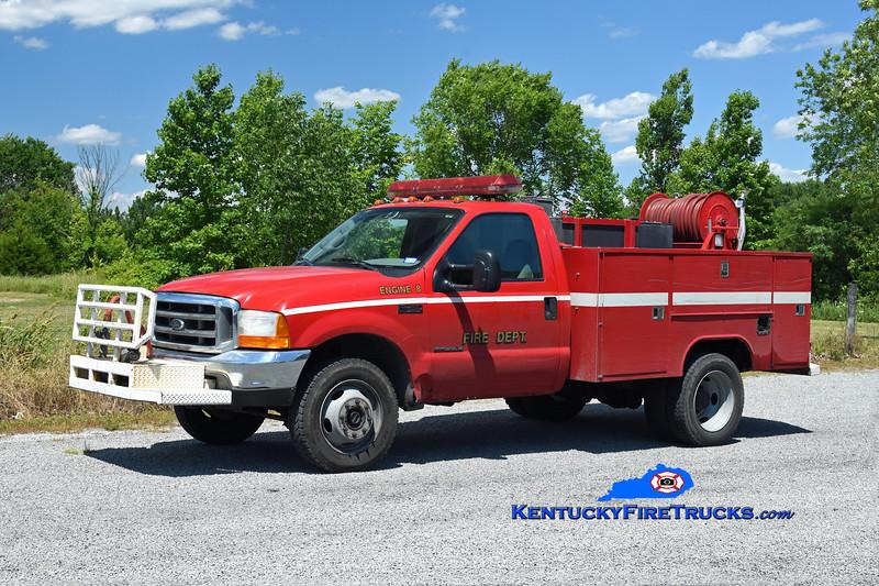 North Metcalfe Brush 79<br /> 1999 Ford F-350 4x4/Rawson Koenig 250/500<br /> Kent Parrish photo