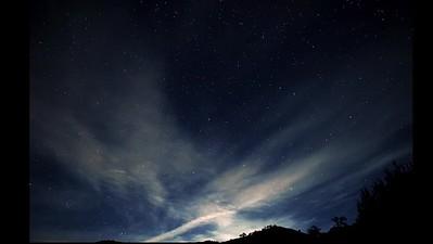2019-01-04 Quadrantids Meteor Shower Timelapse
