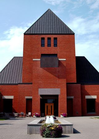 St. John's University, MN