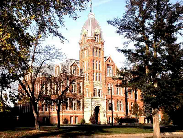 Barge Hall, Central Washington University<br /> Ellensburg, Washington<br /> <br /> P066